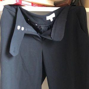 Calvin Klein dress pant boot cutt